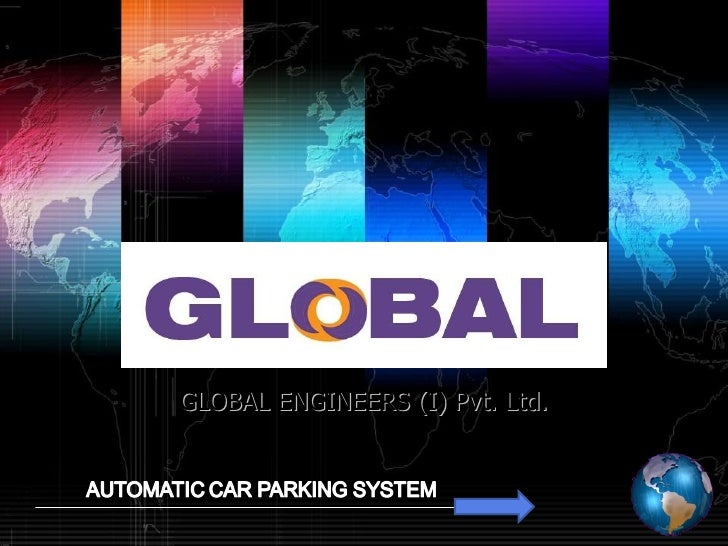 Global- Simmatec Automatic Car Parking Systems