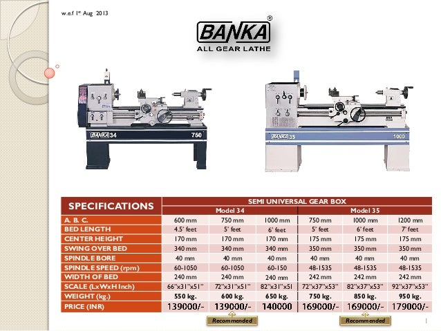 medium duty lathe machine price