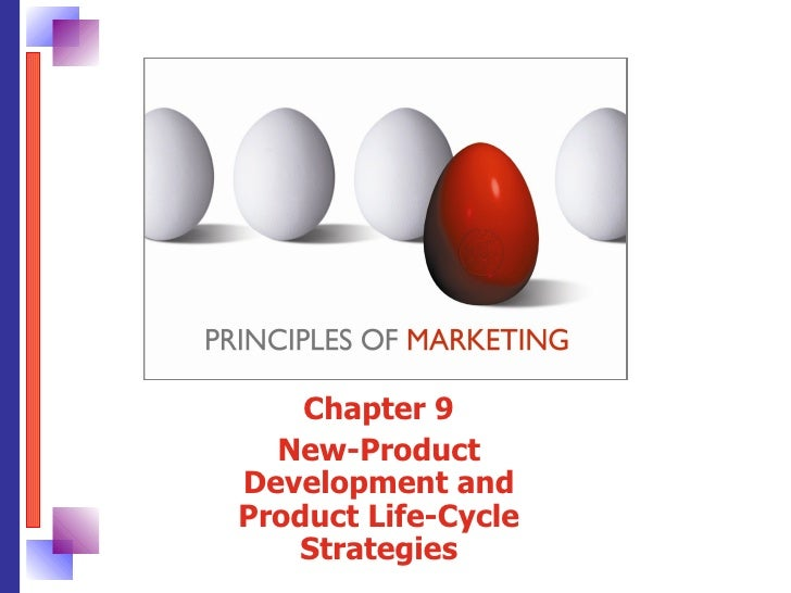 New product development and life cycle strategies