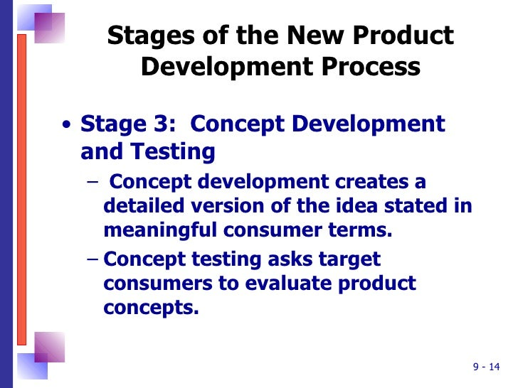 essay on new product development process