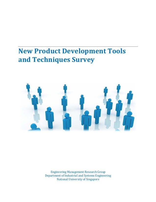 new product development research
