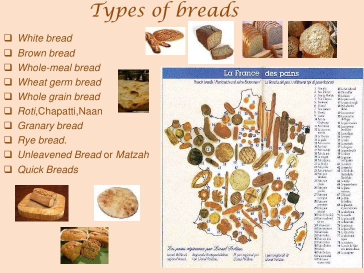 the food timeline history notes bread autos post