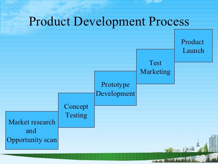 research paper on new product launch