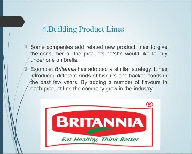 Business plan fmcg product
