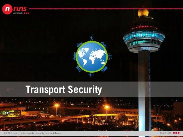 Transport Security