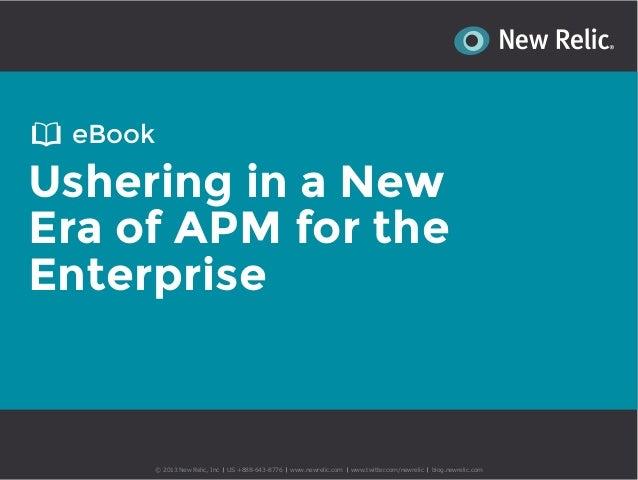 New relic enterprise_ebook
