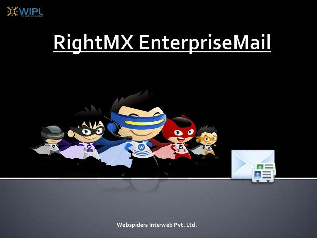 RightMX Mailing Solution