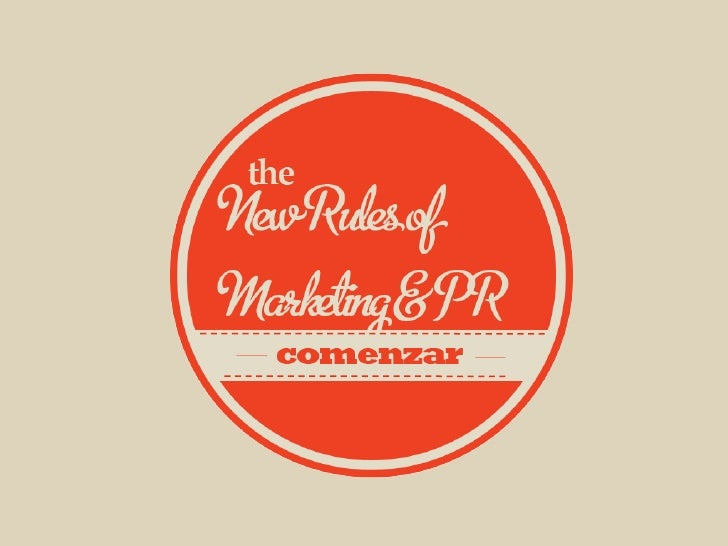 """Book Insights: """"The New Rules of Marketing & PR"""" (D. Meerman)"""