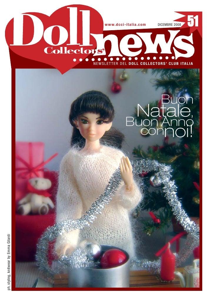 Doll News #51 - Dicembre 2008
