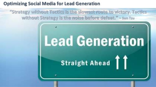 New sales paradigm lead generation