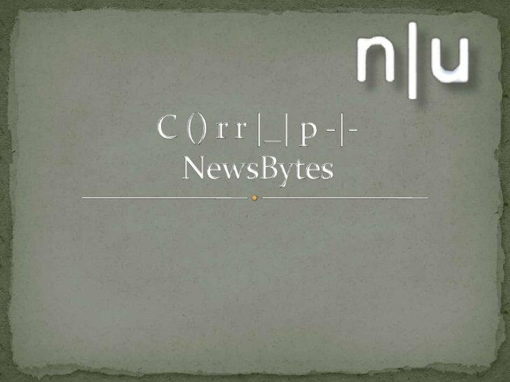 C () r r |_| p -|- NewsBytes<br />