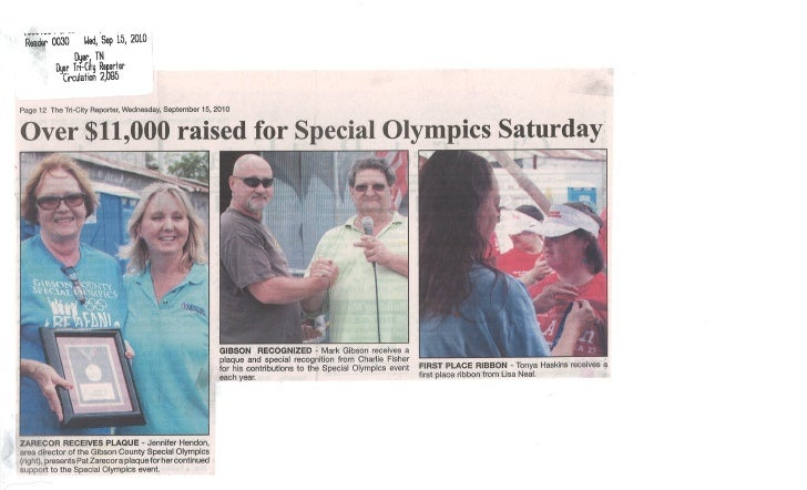 News clippings 9 28-10