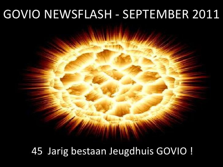 Newsflash september 2011