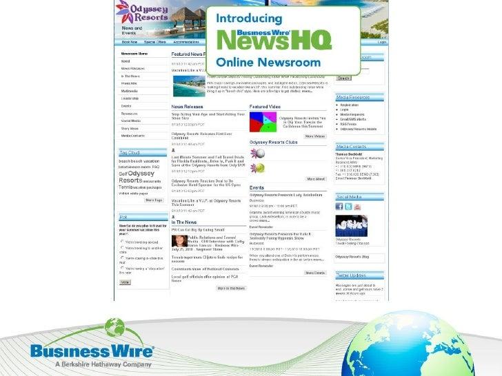 NewsHQ, from BusinessWire
