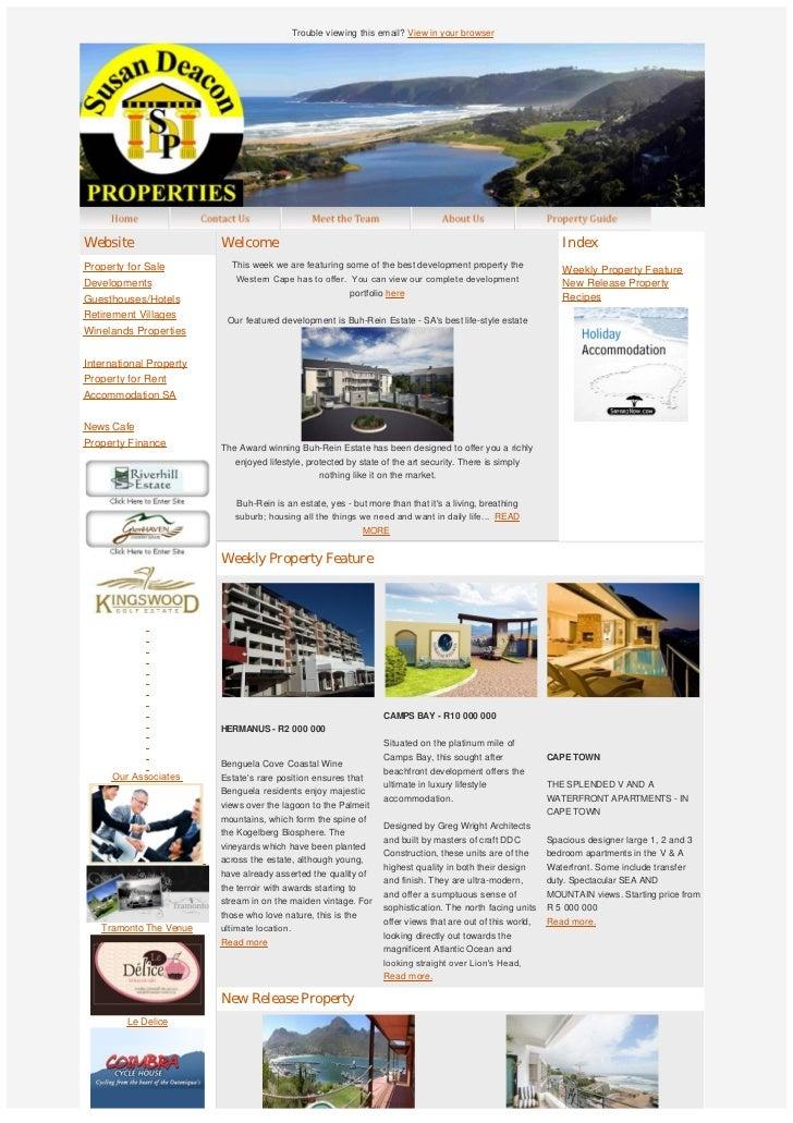 SDP Group Developments Newsletters