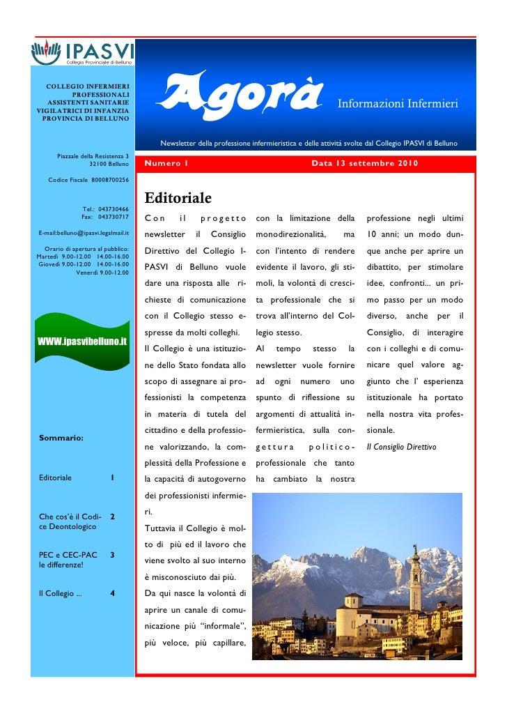 Newsletter IPASVI 1