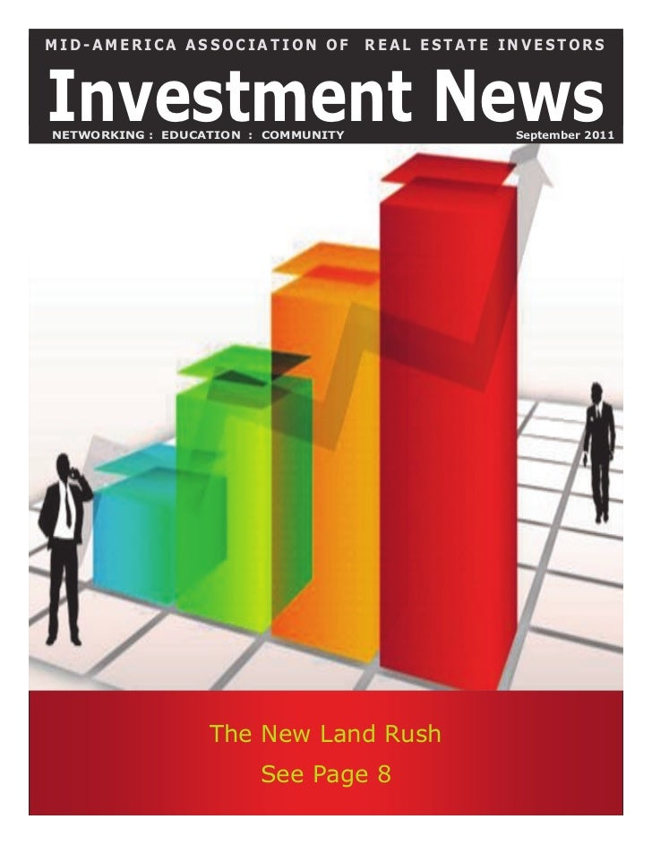 The Investment News:  September 2011