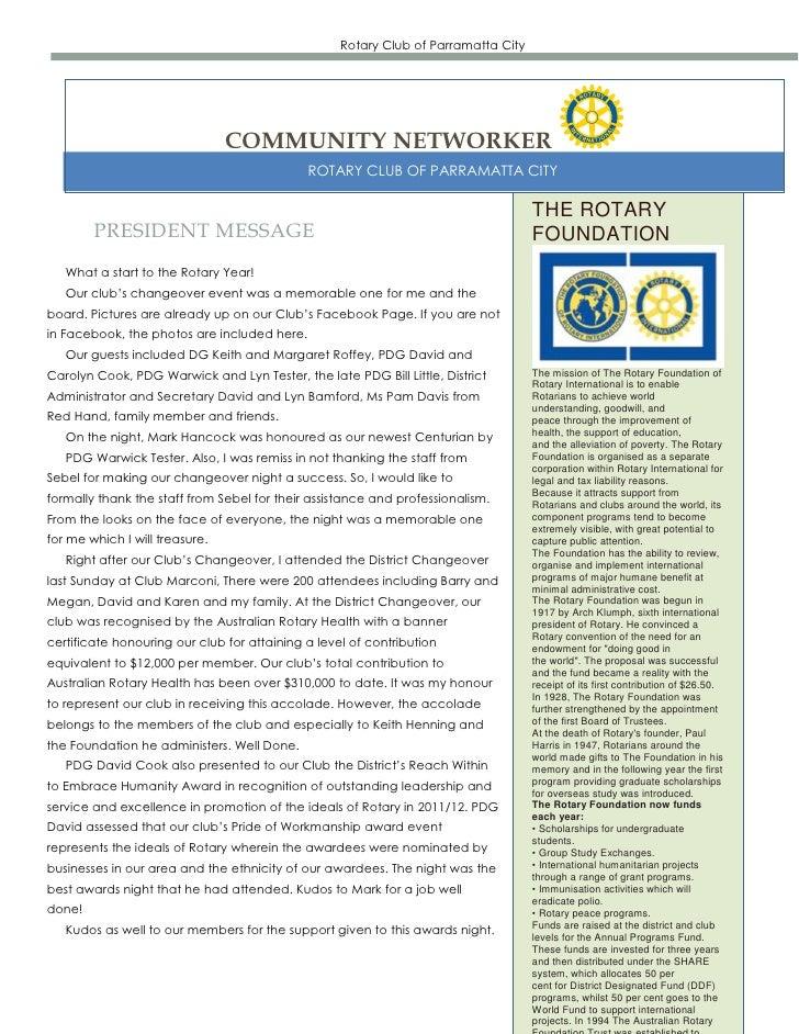 Newsletter  16 7-2012
