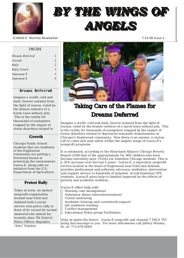 Newsletter course project 3