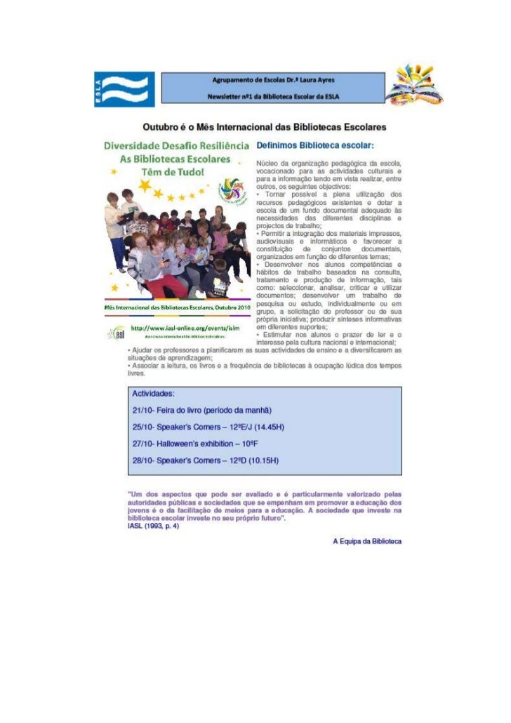 Newsletter da be 2010 11