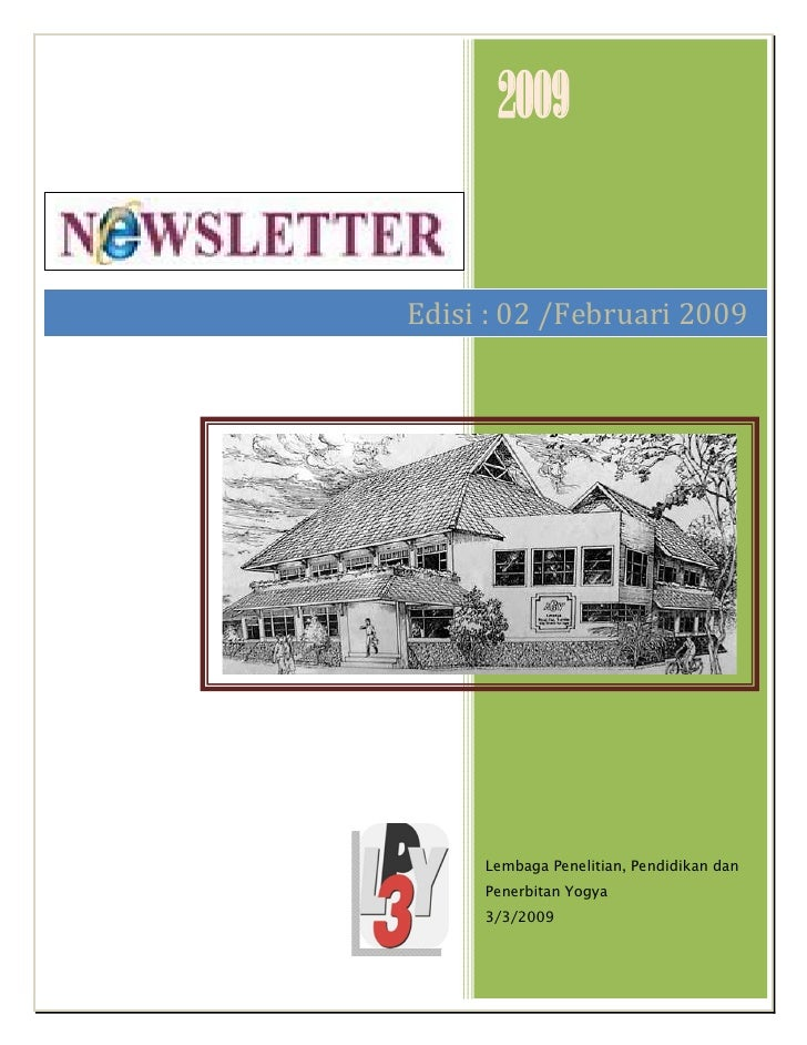 2009   Edisi : 02 /Februari 2009          Lembaga Penelitian, Pendidikan dan      Penerbitan Yogya      3/3/2009