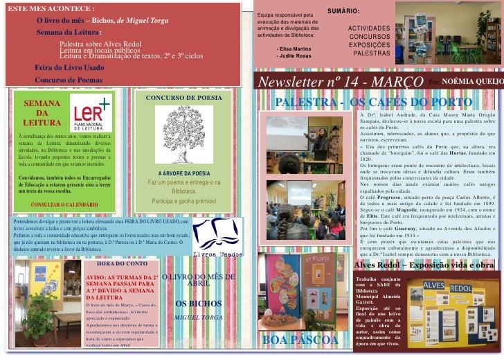Newsletter nº14 a