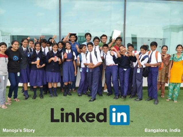 Manoja's Story Bangalore, India
