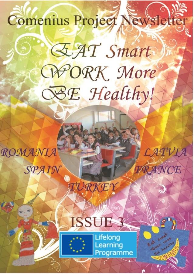 Newsletter third
