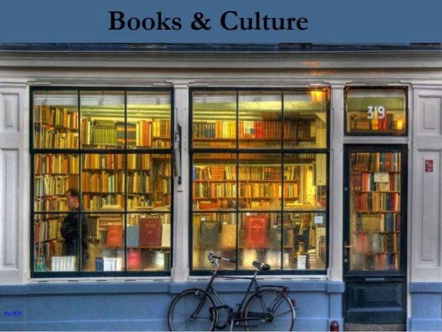 Books & Culture course slides