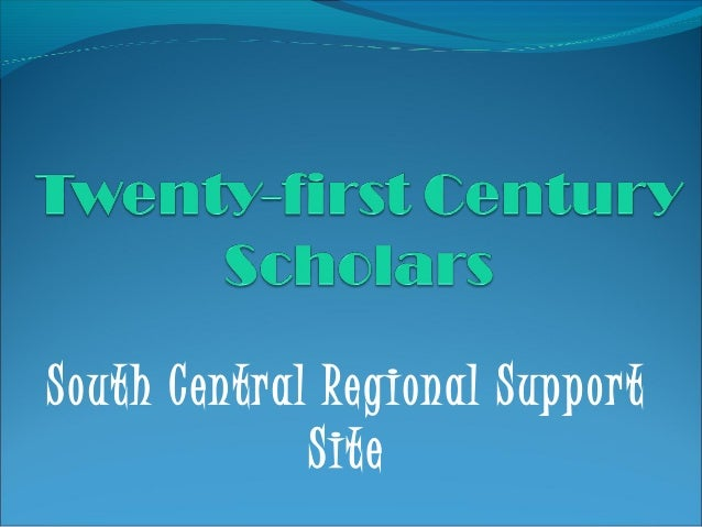 South Central Regional Support Site