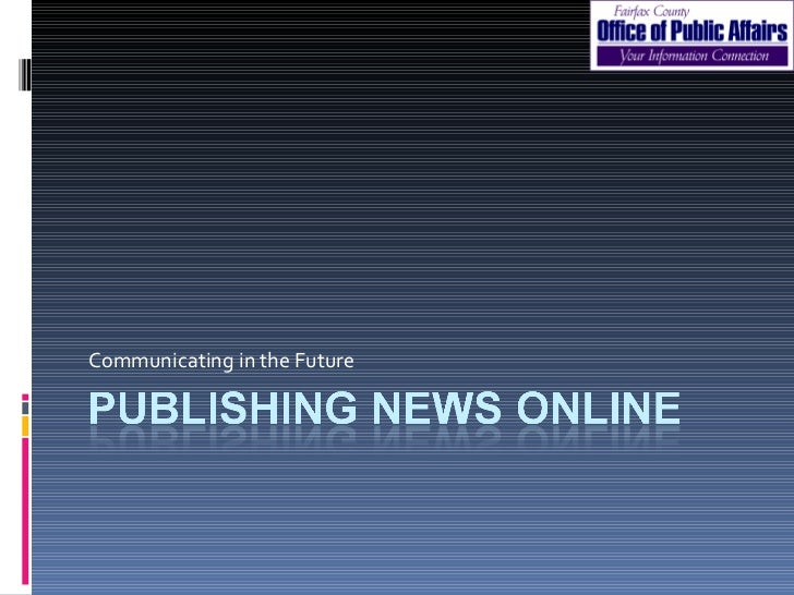 Fairfax County NewsWire