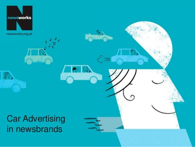 Car Advertising in newsbrands