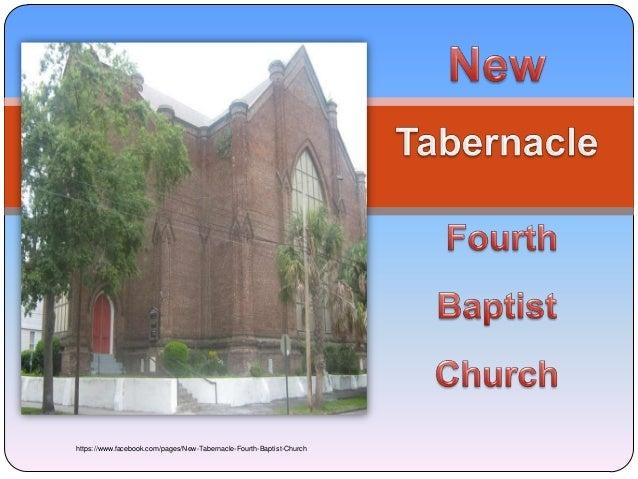 New Tabernacle Fourth Baptist Church