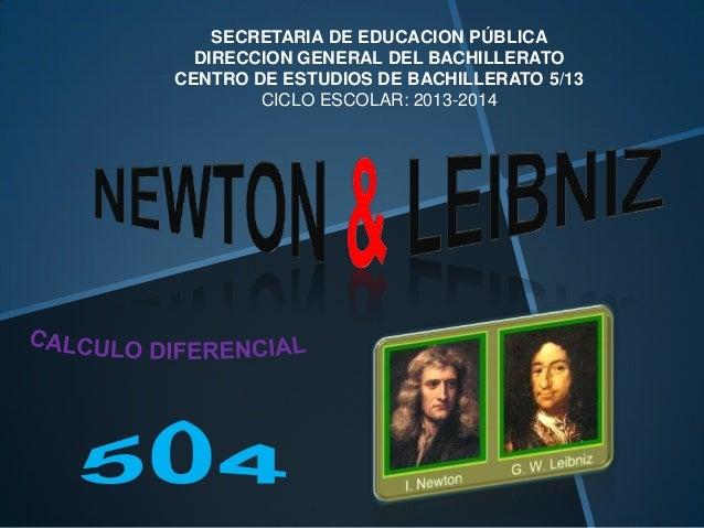 SECRETARIA DE EDUCACION PÚBLICA DIRECCION GENERAL DEL BACHILLERATO CENTRO DE ESTUDIOS DE BACHILLERATO 5/13 CICLO ESCOLAR: ...