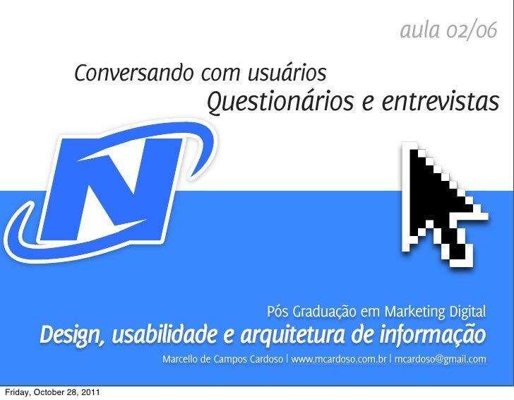 Design, usabilidade e arquitetura de informação / Marcello Cardoso                                                        ...