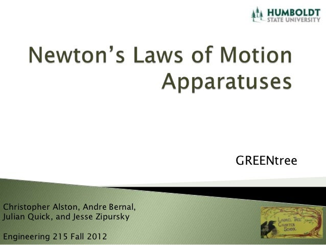 GREENtreeChristopher Alston, Andre Bernal,Julian Quick, and Jesse ZipurskyEngineering 215 Fall 2012