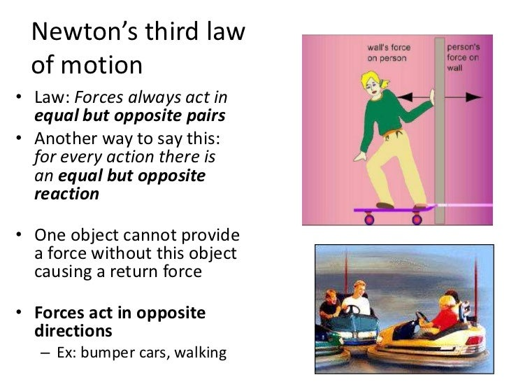 newtons second law of acceleration The product of mass times gravitational acceleration, mg, is known as weight, which is just another kind of forcewithout gravity, a massive body has no weight, and without a massive body, gravity.