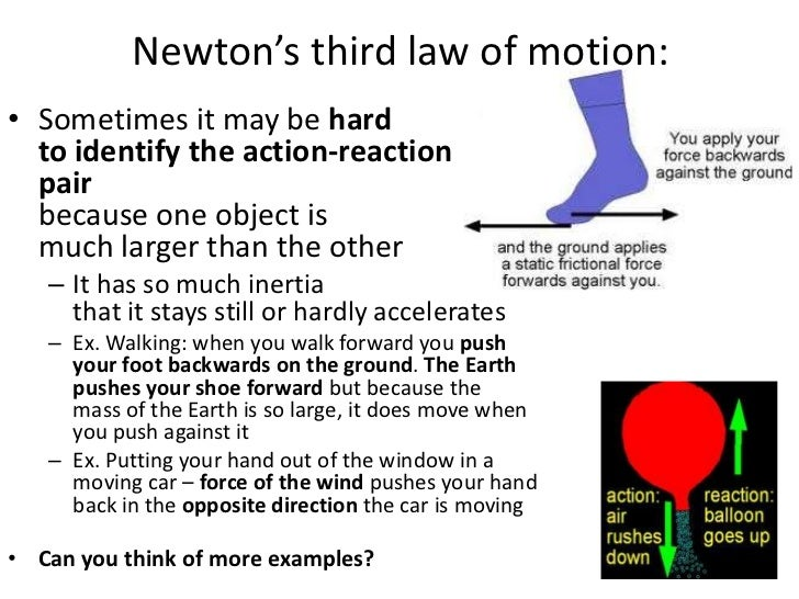 newton second law of motion and The rate of change of momentum is proportional to the imposed force and goes in  the direction of the force.