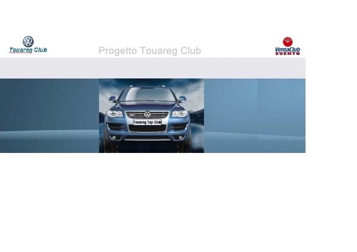 Progetto Touareg Club