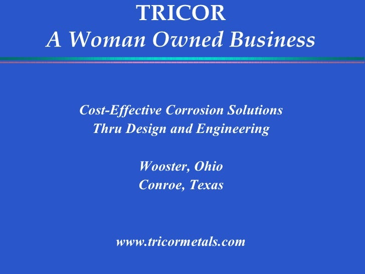 Tricor Metals