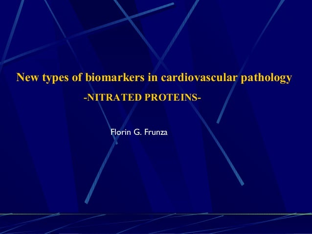New types of biomarkers in the cardiovascular sistem corectat