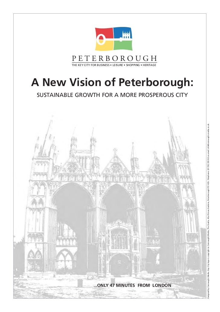 A New Vision of Peterborough