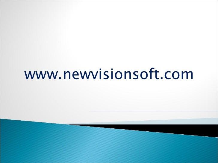 New visionsoft