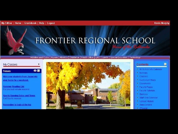 New WEbsite at FRS
