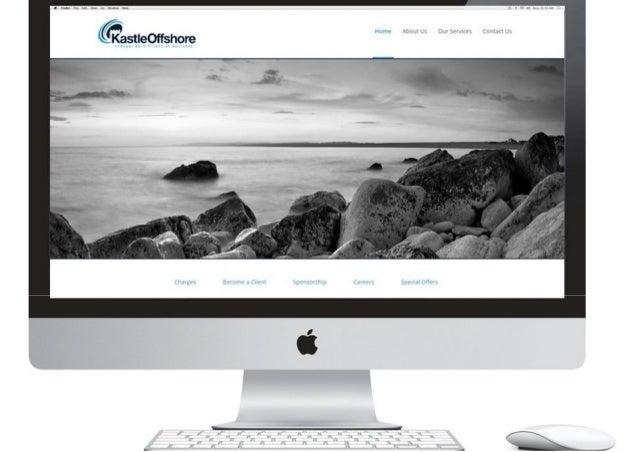 Kastle Offshore's brand new Website