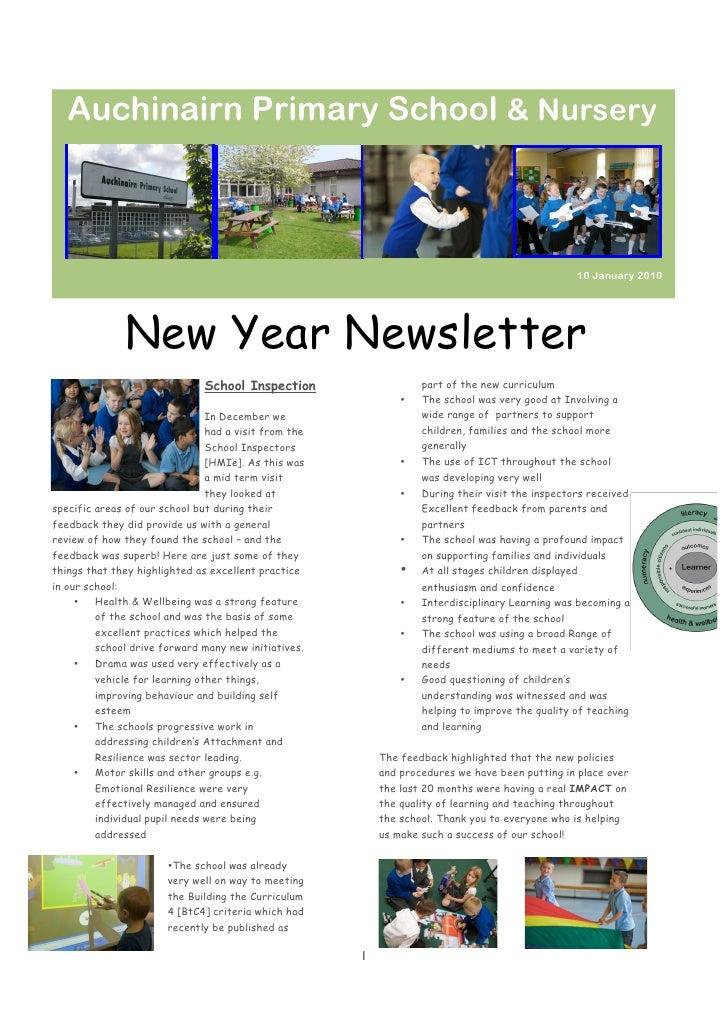Auchinairn Primary School & Nursery   !                               !                                                   ...