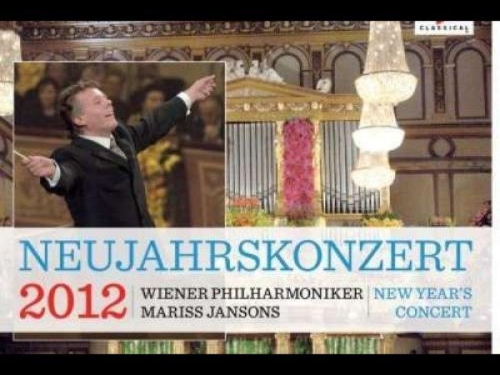 New year's concert 2012 vienna philharmonic
