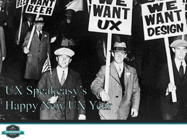 2014 Conferences  Happy New UX Year