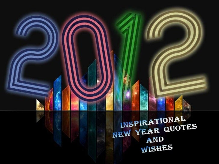 New year wishes2012