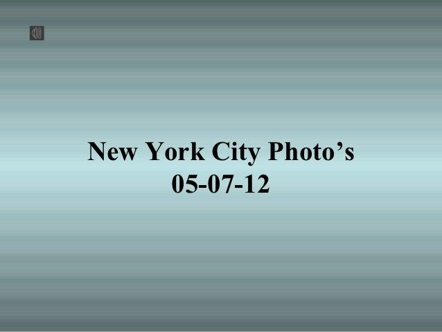New york city_photo's_05-07-12